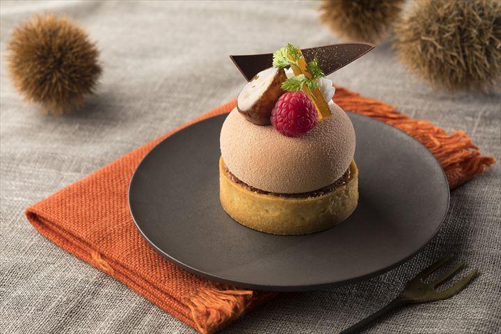 栗を贅沢に使ったスイーツが美しい!9月限定「マロン スイーツ&ベーカリー」シェラトン・グランデ・トーキョーベイ・ホテル
