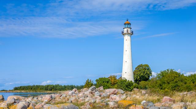 夏に訪れたいエストニアの島ランキングTOP5