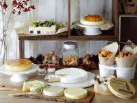 京都タワーホテルでチーズ&キャラメルスイーツのブッフェ「Sweets Buffet ~Cheese & Caramel~ AUTUMN PICNIC」