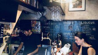 営業は夏休みだけ!渋谷、のんべい横丁のギリシャカフェ「NOSTIMO」