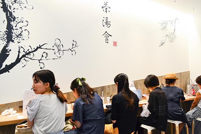 春水堂の新ティースタンド「TP TEA」が新宿エキナカにオープン!