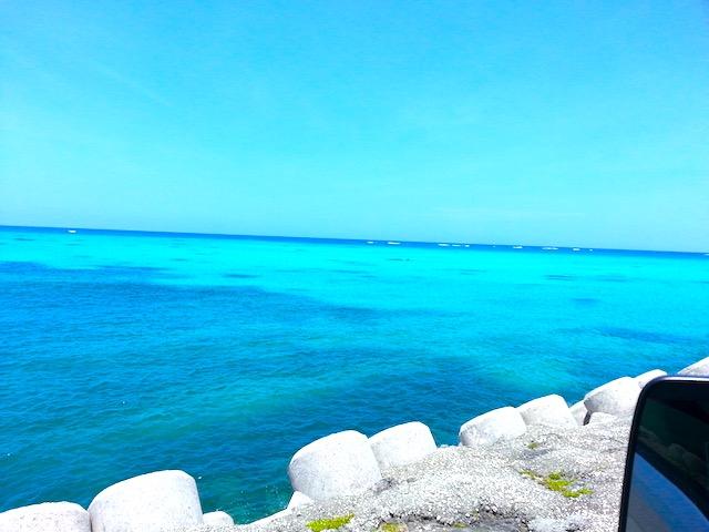 下地島空港17エンドの絶景、幻のビーチはいつ現れる?【宮古島旅行記3】