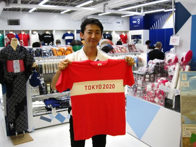 オリンピックまであと2年! 新宿に誕生した初の常設オフィシャルショップ人気商品トップ5
