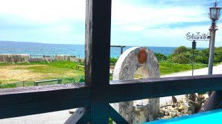 池間島のオーシャンビューカフェ タソスで島野菜たっぷりランチ【宮古島旅行記9】