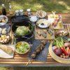 畑まるごとビュッフェ!? 畑の中でグランピングしながら好きな野菜を収穫して楽しめるファームグランピング体験!!