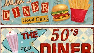 アメリカの大衆食堂?知られざる「ダイナー」の魅力