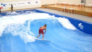 品川でサーフィン!? オリンピックを控え加熱する一大スポーツエンターテインメント施設が誕生!