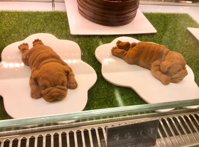 [台湾発]超絶リアルなワンコケーキ!
