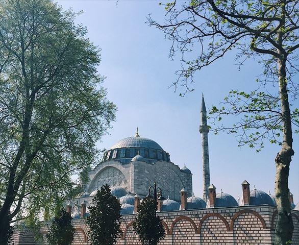 本当に心が静まるのは穴場のモスクだった。イスタンブール旧市街のモスク3選