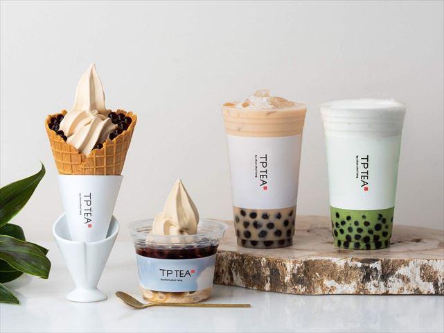 春水堂プロデュースの台湾ティースタンド『TP TEA』が東京丸ビルに2号店をオープン