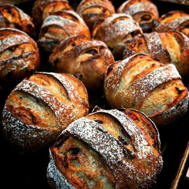 パン激戦区つくばのベーカリー「クーロンヌ」が、パンのフェス2018秋 in 横浜赤レンガに初登場