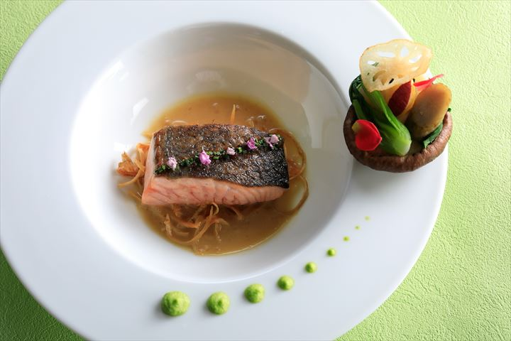 シェラトン都ホテル大阪で、見ても食べても美味しい「北海道フェア」を楽しむ