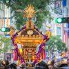 9月16日(日)は渋谷でリアルお祭り騒ぎ 3日目はこうなる!金王八幡宮例大祭2018。
