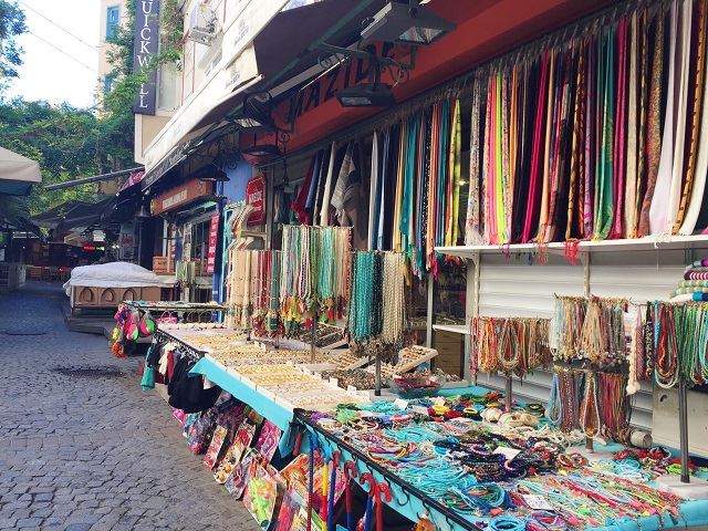 週末が狙い目!イスタンブールの景勝地オルタキョイの魅力
