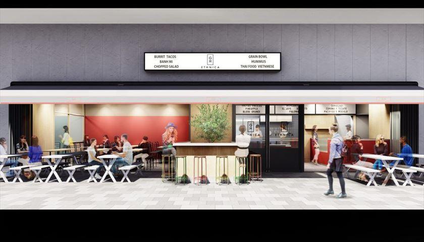渋谷に新業態ホテル「MUSTARD HOTEL」今秋登場。カフェ・レストランも同時オープン