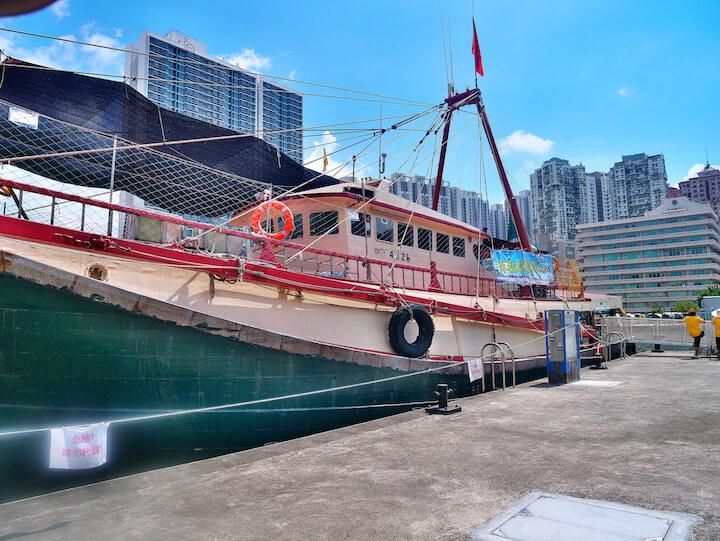 マカオ旅行記・暮らし旅編【3】伝統 x 絶景!乙な漁船クルージング