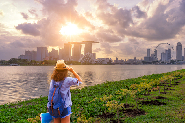 【超ゴージャス】話題の映画「クレイジー・リッチ!」のロケ場所 in シンガポール