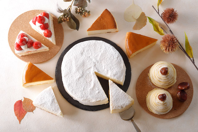 北海道産の生クリームや濃厚なチーズたっぷりのスイーツも。「北海道フェア」【ウェスティン都ホテル京都】