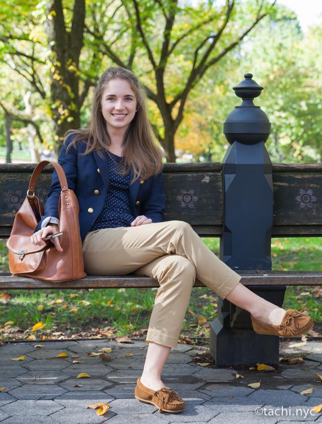 【秋のニューヨークで何を着ればいい?】9~11月の天気や気温、現地の服装