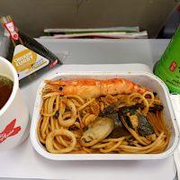【機内食で世界巡り】成田空港〜バンコク・ドムアン空港「エアアジアX」エコノミークラス