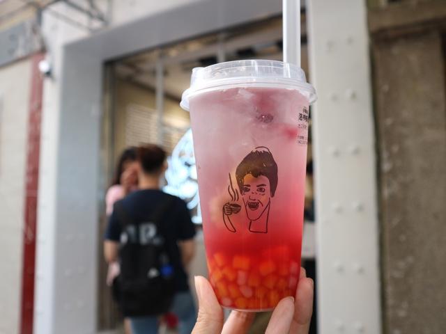 【台湾】芋圓トッピングが珍しいおしゃれドリンク店!台北「不要對我尖叫」