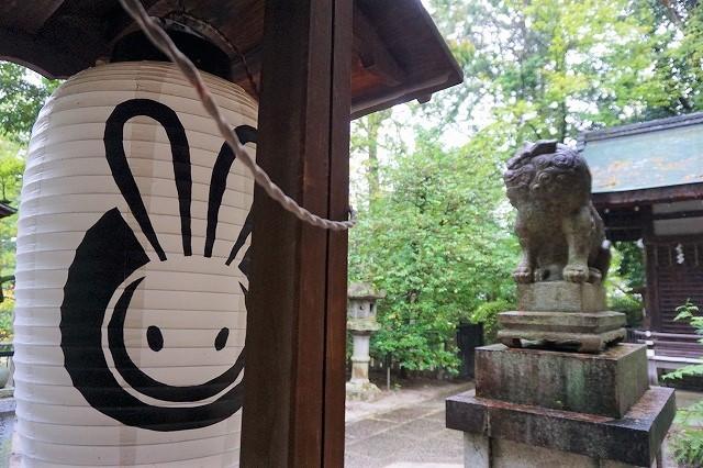 うさぎ神社こと、京都の岡崎神社が可愛いすぎる~縁結び・子授けのご利益も~