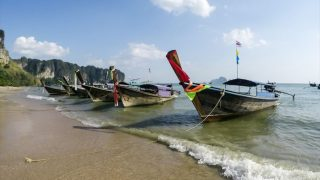 【タイ・クラビ島】グルメからレジャースポットまで、クラビの楽しみ方