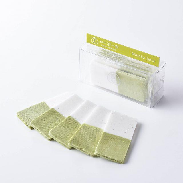 ふわりとした口溶けの板あめ「羽一衣(はねひとえ)」から3種のラテシリーズが発売!