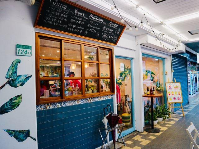 【台湾】台北女子旅におすすめのおしゃれカフェ!西門町「Meat Up!」