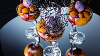 若手パティシエ考案による斬新な「ハロウィンパフェ」3種が限定販売中!
