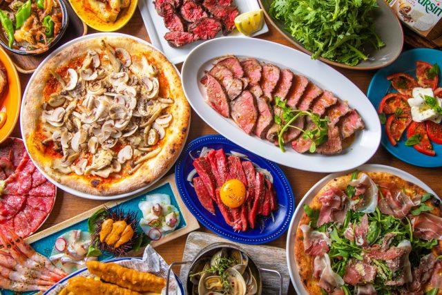 窯焼きピッツァにソムリエセレクトのワインがずらり!コスパ抜群のイタ飯店が品川にオープン!