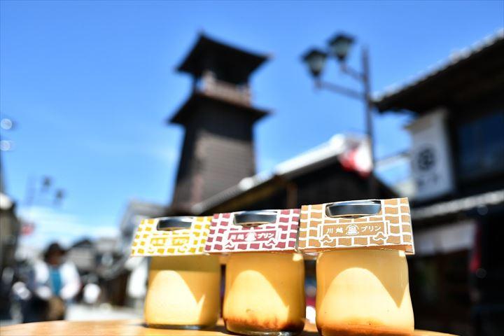 行列ができるプリン専門店「川越プリン」川越芋を使ったプリンが販売10,000個を突破!