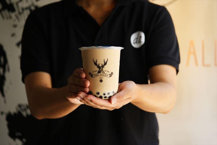 タピオカドリンクが人気の「THE ALLEY(ジ アレイ)」が、有楽町イトシアにもオープン
