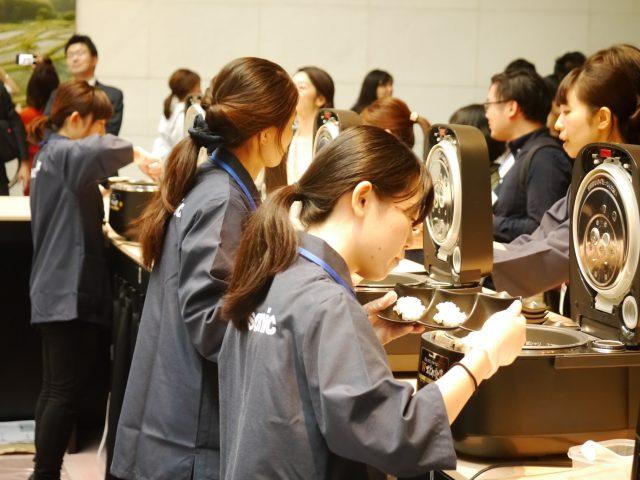 宮城県産「だて正夢」、福井県産「いちほまれ」など新米銘柄の食べ比べ体験もできる「OKOME STORY MUSEUM」3都市で開催中!