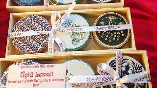 トルコの名物土産ロクム 老舗「ハジュ・ベキル」2