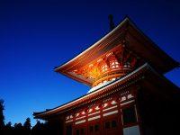 世界遺産 幻想的な夜の高野山を僧侶自らが案内してくれる「伽藍ナイトツアー」が魅力的