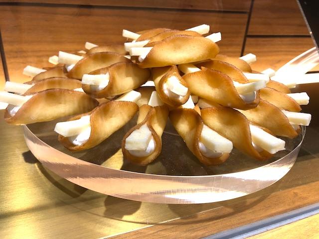 東京駅 NEWYORK PERFECT CHEESE(ニューヨークパーフェクトチーズ)ディスプレイ