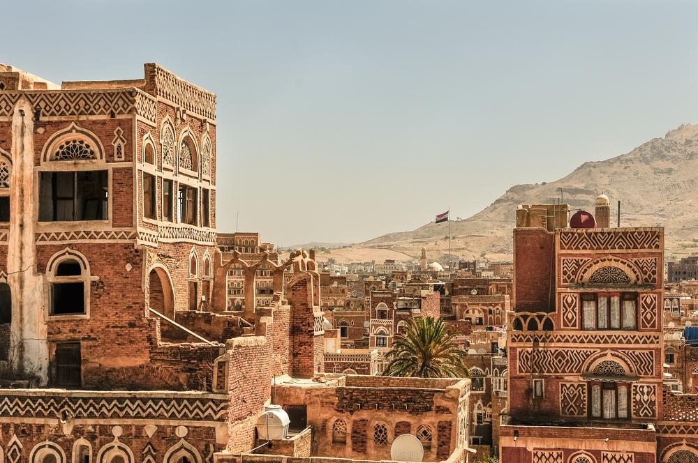 アラビアンナイトのような光景が広がるイエメン