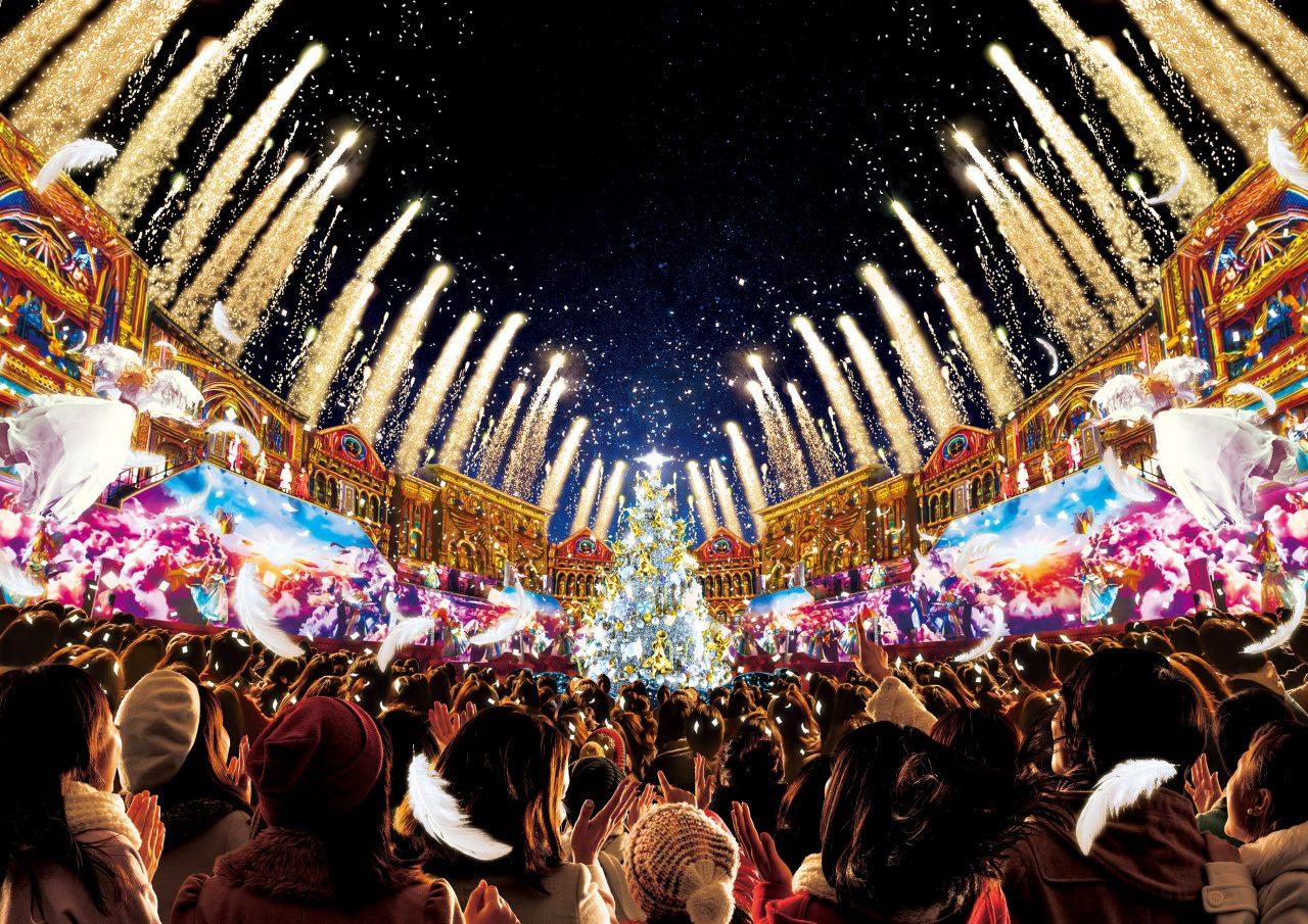 USJが誇る世界最高のクリスマス・ライブショー、今冬グランドフィナーレ!