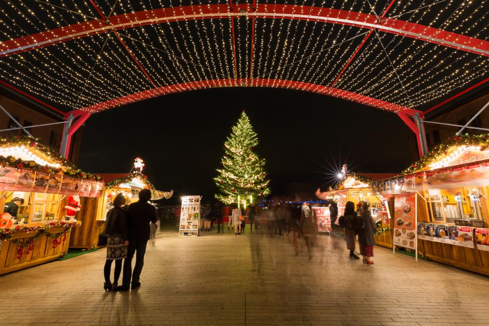 クリスマスマーケットin 横浜赤レンガ倉庫