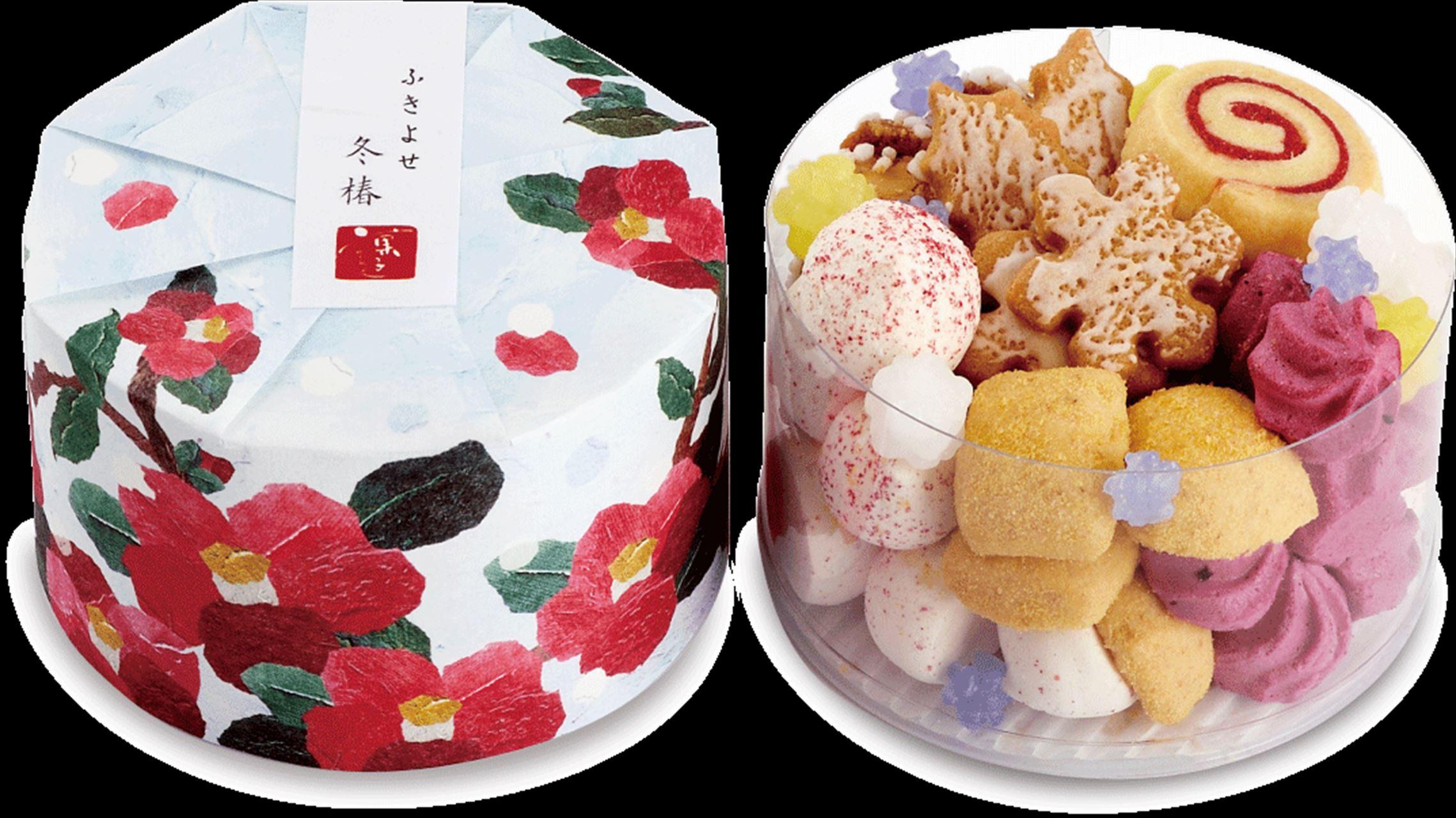 冬の味覚を焼き菓子にした「アトリエうかい」の冬季限定商品