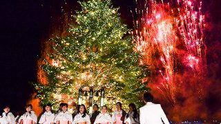 今年はドイツ・アーヘンがモチーフ!冬の名物「Christmas Market in 横浜赤レンガ倉庫」がスタート