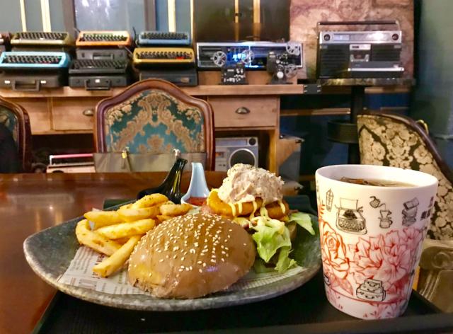 台湾 台北「奧蘿茉/オロモCafe」ランチ2
