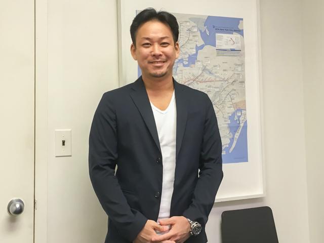 ザ・ビレッジハウス・ニューヨーク代表 松崎春彦氏