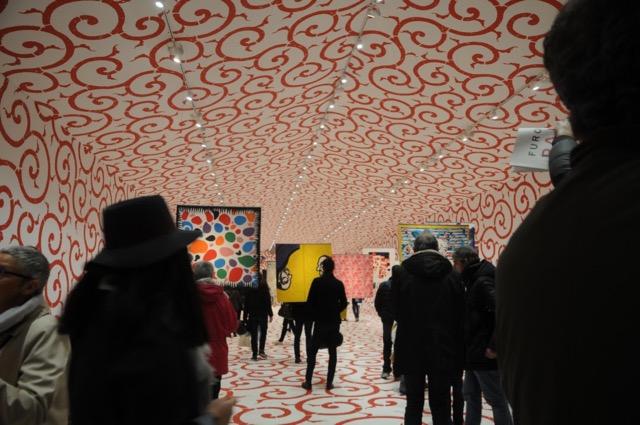 ジャポニスム2018 東京文化タンデム2018 FUROSHIKI PARIS パビリオン4