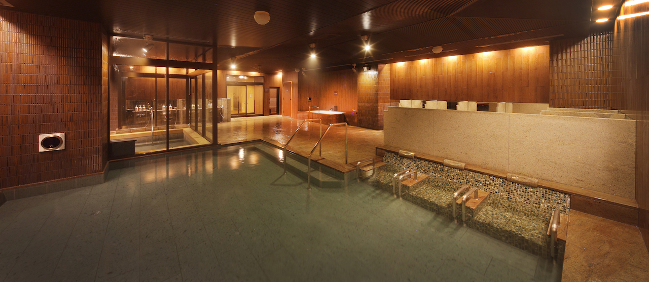 あさやホテル 滝の湯