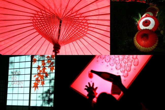 【白金台】TOKYO RED GARDEN AUTUMN FESTIVAL 粋2018イベント風景