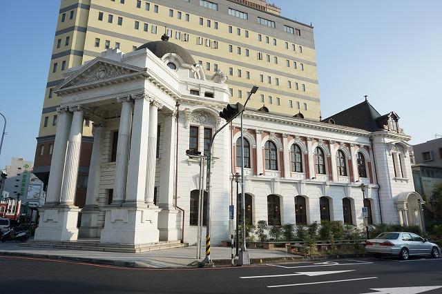 「台中市役所」外観