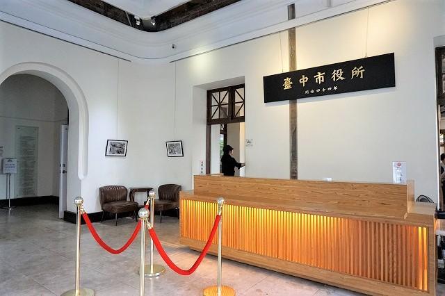 台湾「CAFE1911」店内2
