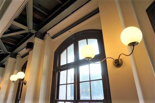 台湾「CAFE1911」窓